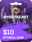 MYDOTA2.net Gift Card 10 USD