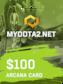 MYDOTA2.net Gift Card 100 USD