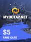 MYDOTA2.net Gift Card 5 USD