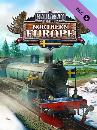 Railway Empire - Northern Europe (PC) - Steam Gift - EUROPE