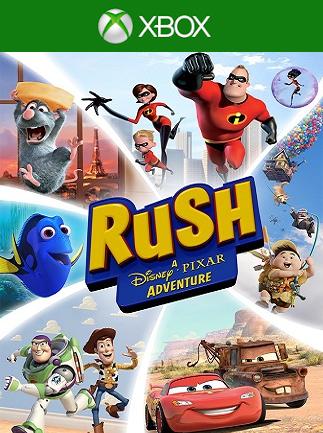 Rush: A DisneyPixar Adventure (Xbox One) - Xbox Live Key - EUROPE