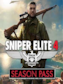 Sniper Elite 4 - Season Pass Steam Key GLOBAL