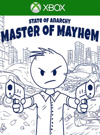 State of Anarchy: Master of Mayhem (Xbox One) - Xbox Live Key - EUROPE