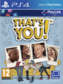 That's You! PSN PS4 Key EUROPE