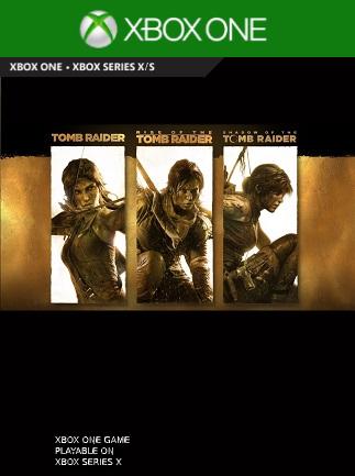 Tomb Raider: Definitive Survivor Trilogy (Xbox One) - Xbox Live Key - EUROPE
