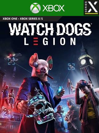 Watch Dogs: Legion (Xbox Series X) - Xbox Live Key - ARGENTINA