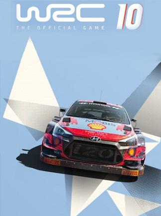 WRC 10 FIA World Rally Championship (PC) - Steam Gift - EUROPE