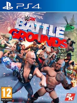 WWE 2K Battlegrounds (PS4) - PSN Key - EUROPE