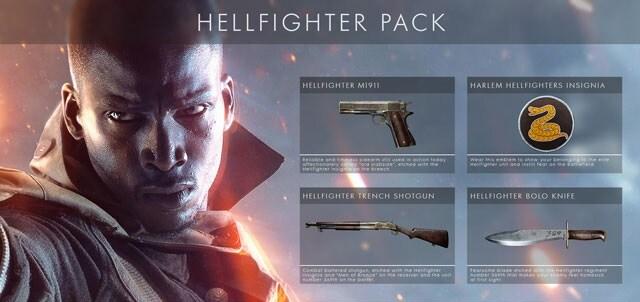 battlefield 1 hellfighter pack origin key global g2a com