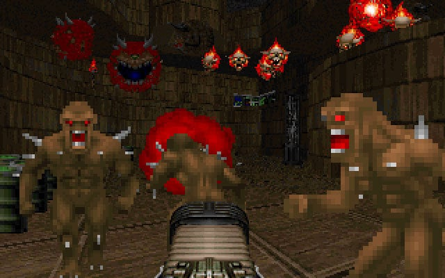 Doom Classic Complete Steam Key GLOBAL - oynanabilirlik - 4