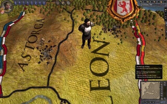 Crusader Kings II Steam Key GLOBAL - gameplay - 8