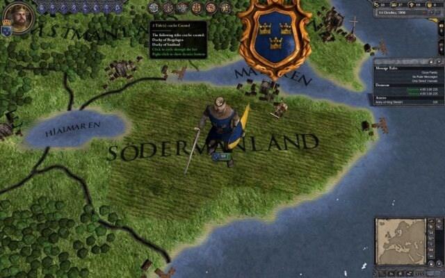 Crusader Kings II Steam Key GLOBAL - gameplay - 7