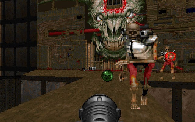 Doom Classic Complete Steam Key GLOBAL - gameplay - 1