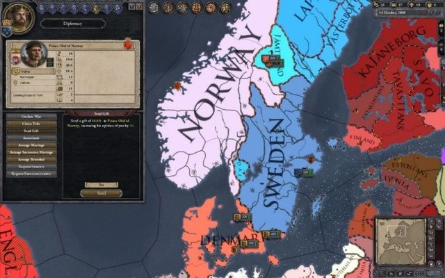 Crusader Kings II Steam Key GLOBAL