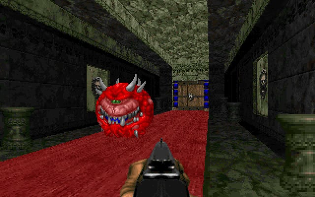 Doom Classic Complete Steam Key GLOBAL - gameplay - 8