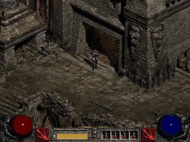 Diablo 2 Battle net Key PC GLOBAL