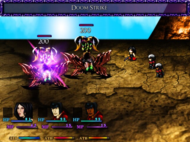 Chronicles of a Dark Lord: Episode II War of The Abyss Steam Key GLOBAL