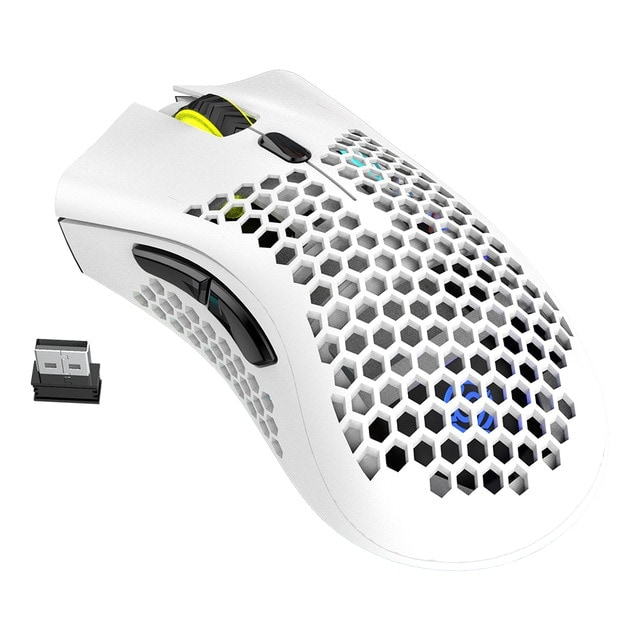 2 4ghz Wireless Gaming Mouse 7 Button White G2a Com