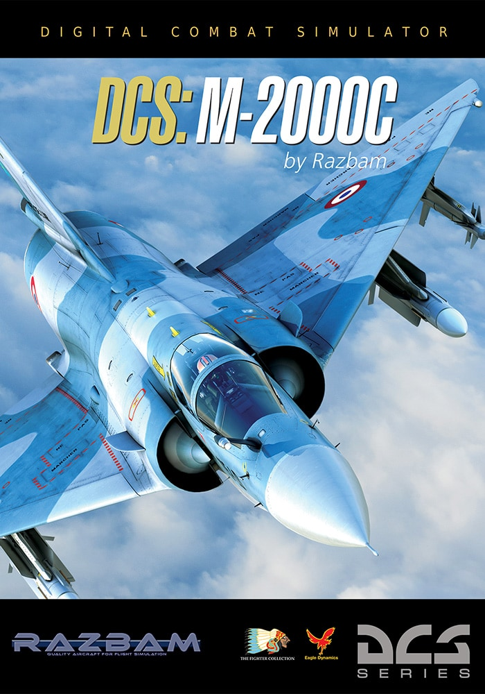 DCS: M-2000C by RAZBAM Key GLOBAL - G2A COM