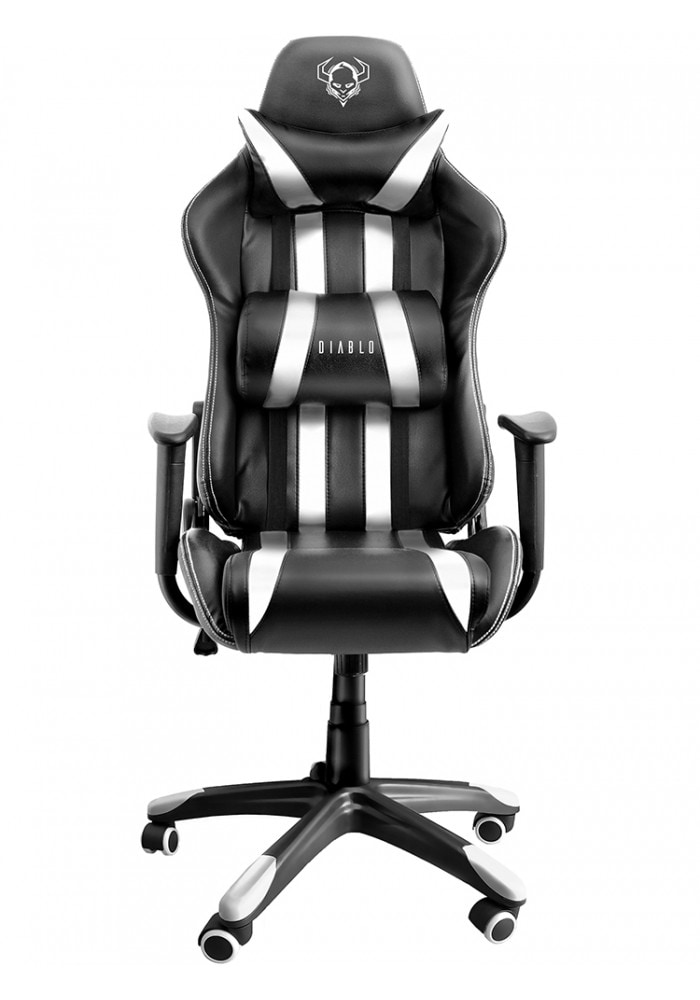 X com G2a One White Diablo Gaming Chair Blackamp; XTkZiOPu
