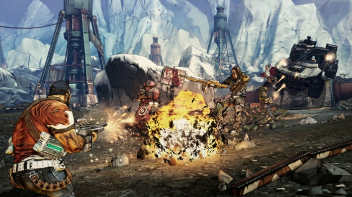 Borderlands 2 GOTY Steam Key GLOBAL - gameplay - 16