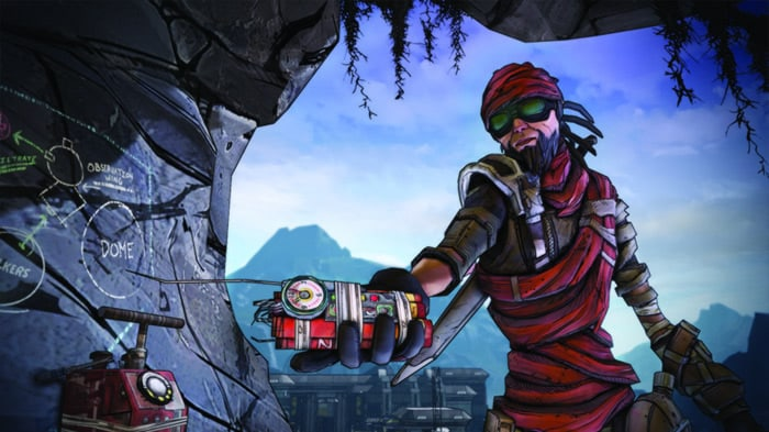 Borderlands 2 GOTY Steam Key GLOBAL - gameplay - 10
