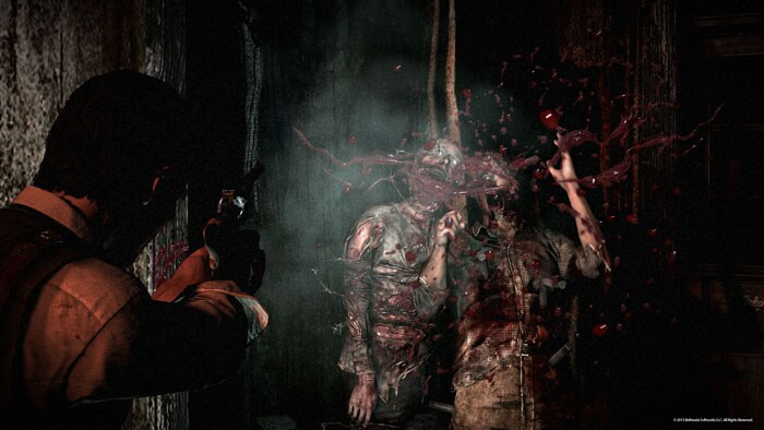 The Evil Within Steam Key GLOBAL - gameplay - 4