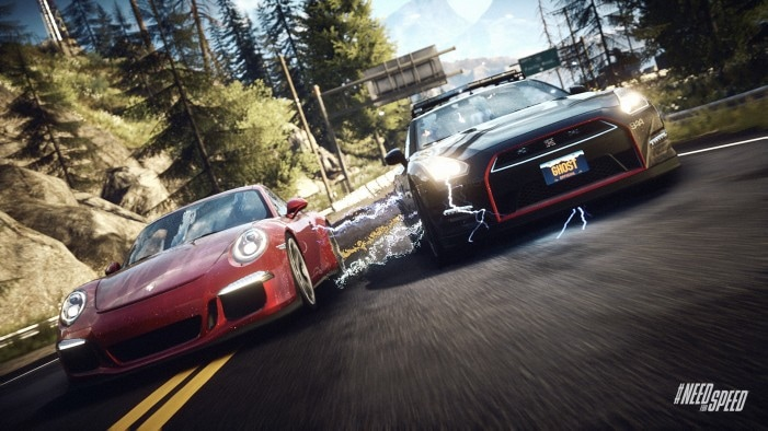 Need For Speed Rivals: Complete Edition Origin Key GLOBAL - gameplay - 9