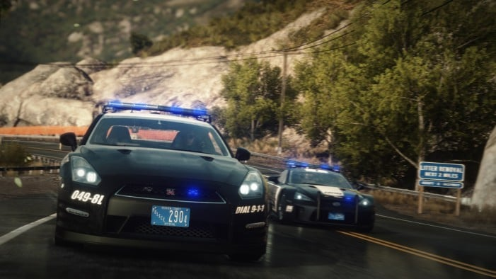 Need For Speed Rivals: Complete Edition Origin Key GLOBAL - gameplay - 7