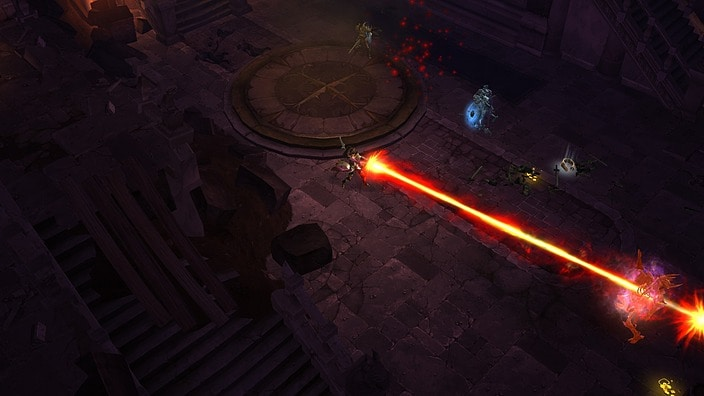 Diablo 3 Blizzard Key PC GLOBAL - gameplay - 3