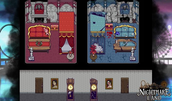 RPG Maker VX Ace - Horror Theme Park Set - NightmareLand Key Steam