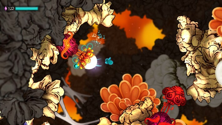 Beatbuddy: Tale of the Guardians Steam Key GLOBAL - gameplay - 7