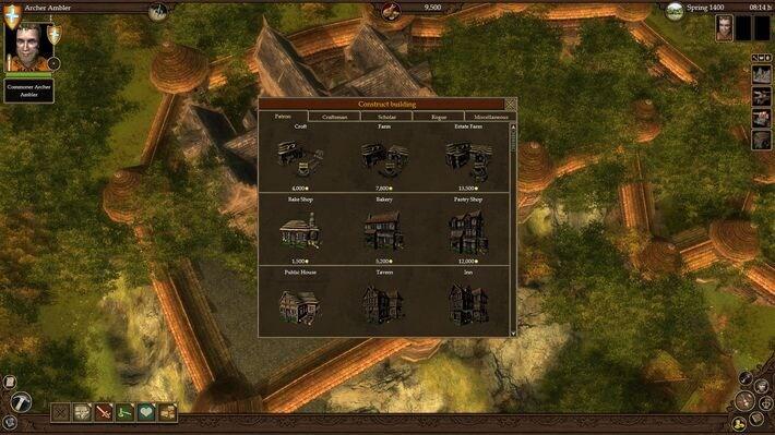 The Guild II Renaissance Key Steam GLOBAL - screenshot - 6