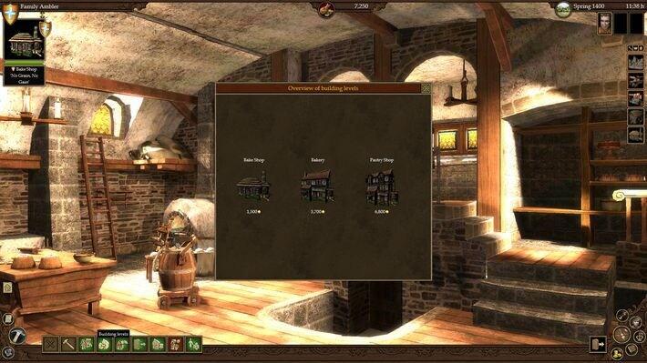 The Guild II Renaissance Key Steam GLOBAL - screenshot - 13