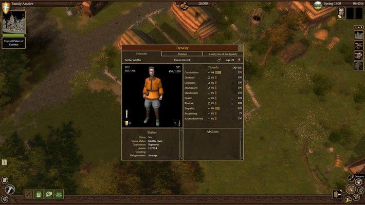 The Guild II Renaissance Key Steam GLOBAL - screenshot - 8