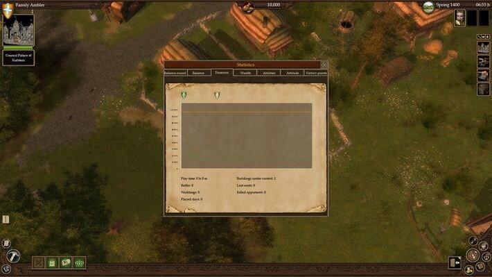 The Guild II Renaissance Key Steam GLOBAL - screenshot - 11