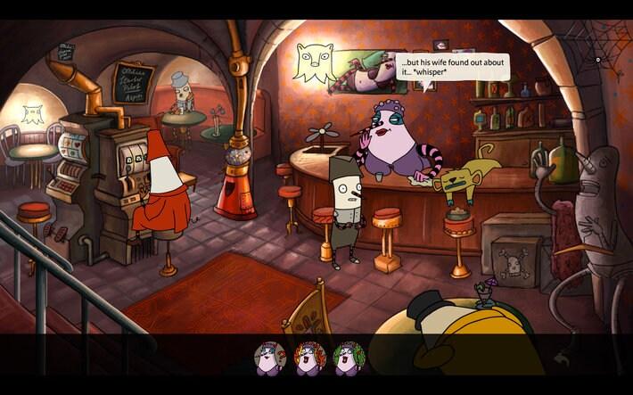 The Inner World Steam Key GLOBAL - gameplay - 10