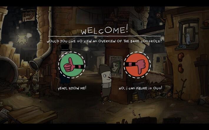 The Inner World Steam Key GLOBAL - gameplay - 7
