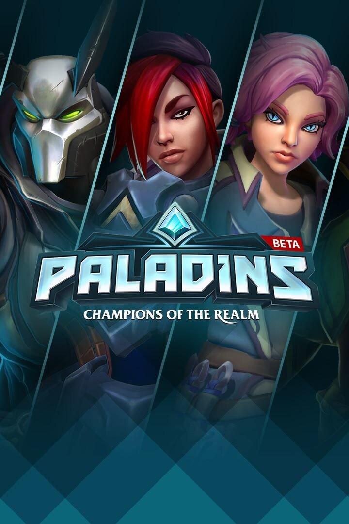 Paladins - Champions Pack Key GLOBAL - G2A COM