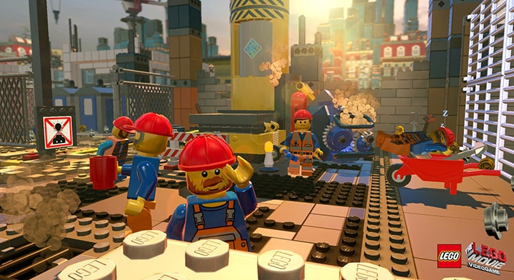 The LEGO Movie Videogame Steam Key GLOBAL - gameplay - 8