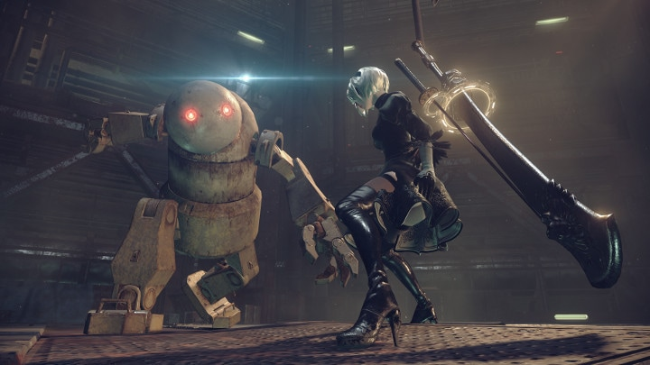 NieR: Automata Steam Key GLOBAL - gameplay - 9