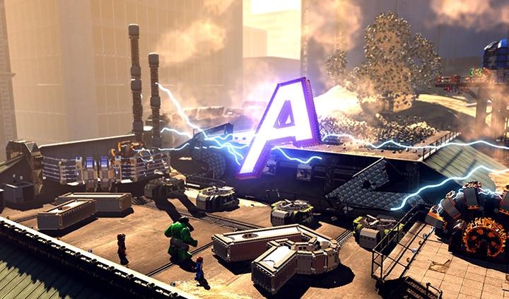LEGO Marvel Super Heroes Steam Key GLOBAL - rozgrywka - 10