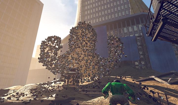 LEGO Marvel Super Heroes Steam Key GLOBAL - rozgrywka - 4