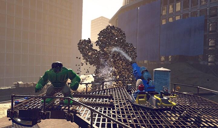 LEGO Marvel Super Heroes Steam Key GLOBAL - rozgrywka - 13