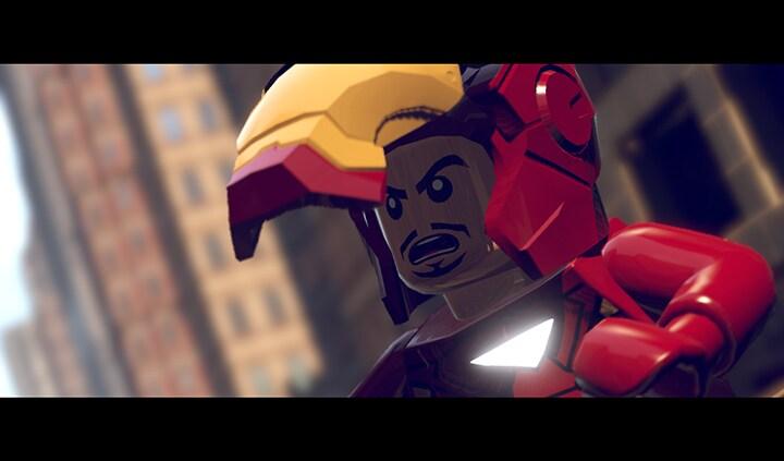 LEGO Marvel Super Heroes Steam Key GLOBAL - rozgrywka - 12