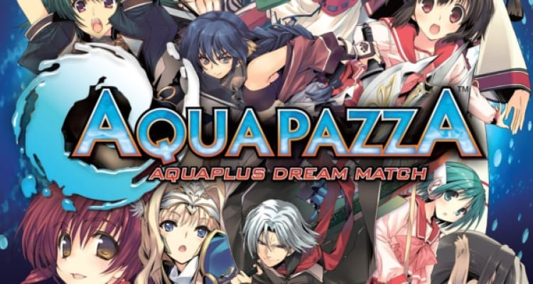 AquaPazza PSN Key PS3 NORTH AMERICA