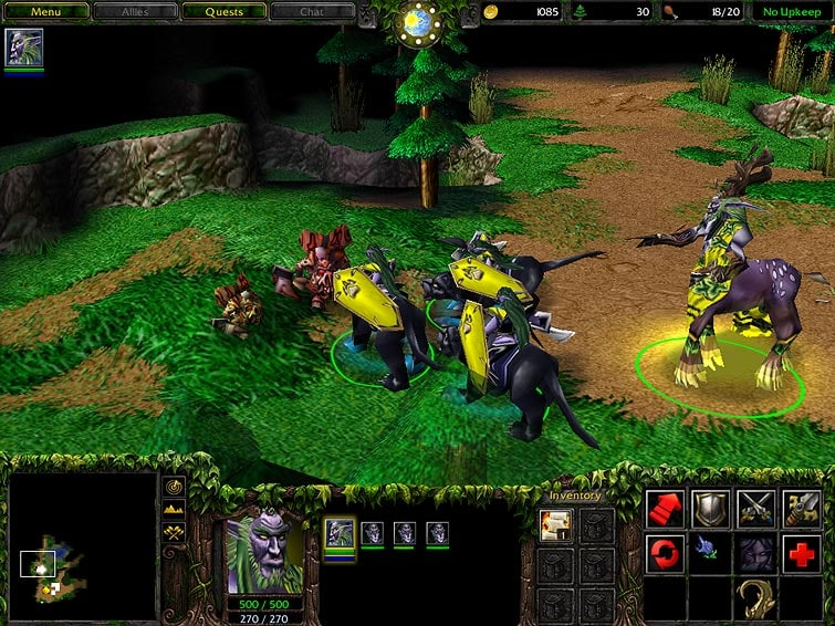 world of warcraft reign of chaos free download full game