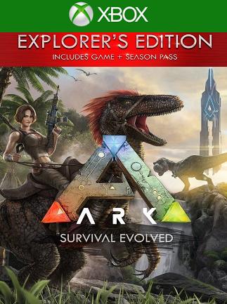 ARK: Survival Evolved Explorer's Edition (Xbox One) - Xbox Live Key - EUROPE