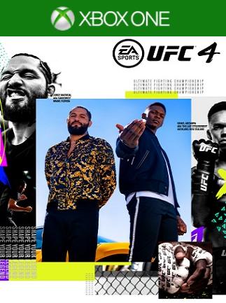 EA Sports UFC 4 (Xbox One) - Xbox Live Key - GLOBAL