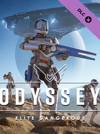 Elite Dangerous: Odyssey (PC) - Steam Key - GLOBAL
